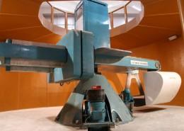 earthquake engineering laboratory centrifuge