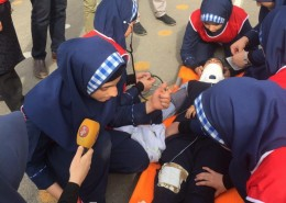 18th National earthquake Drill in Schools