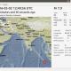 زلزله 7.9 ریشتری در سواحل اندونزی 12 اسفند 1394