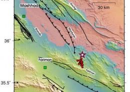 Fariman Earthquake Report