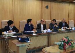 برگزاری نشست تخصصی در زمینه سونامی و بحران ناشی از آن
