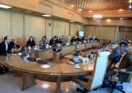 استفاده از ظرفیت پژوهشگاه برای توسعه فرهنگ ایمنی در کشورهای عضو اکو